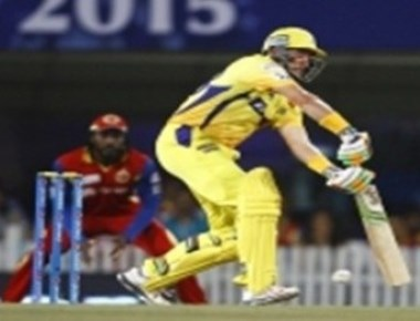 IPL: CSK beat RCB by three wickets to reach final