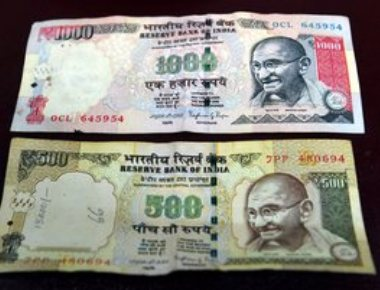 Rs 500, Rs 1000 notes to be invalid