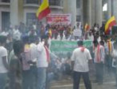 Cauvery issue: Normal life hit by Karnataka bandh