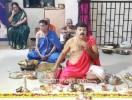 ಪೇಜಾವರ ಮಠದಲ್ಲಿ ದಸರಾ ನಿಮಿತ್ತ ದುರ್ಗಾರಾಧನೆ-ಮಹಾಪೂಜೆ