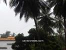 ಕುಂದಾಪುರದಲ್ಲಿ ಭಾರಿ ಗುಡುಗು ಮಿಂಚು ಮಿಶ್ರಿತ ಮಳೆ