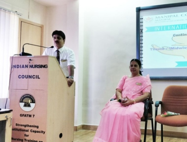 International Midwives Day observed at MCON