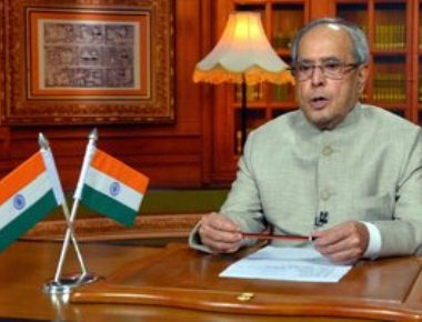 Attacks on dalits, minorities should be dealt with firmly:Prez