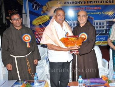 St Anthony's PU, Darshan College celebrate college day