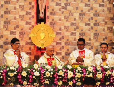 Don Bosco Church Celebrates Silver Jubilee and Parish Feast