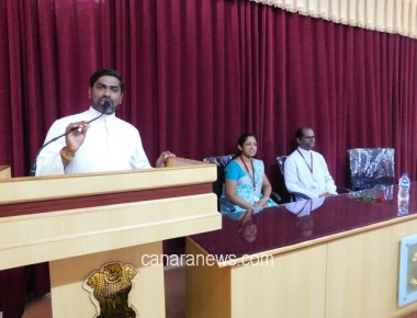 Guidance on Civil Services Competitive Examinations held at St Philomena PU College Puttur