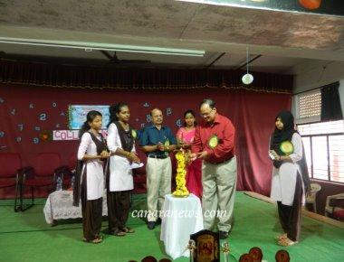 V. Rev. Fr. G. L. D'Cruz Memorial Inter-Collegiate Seminar Competition in Milagres College, Kallianpur