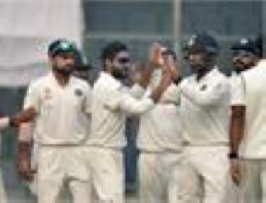 India beat England by eight wickets in 3rd Test, take 2-0 lead