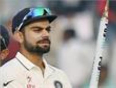 Kohli describes Test win