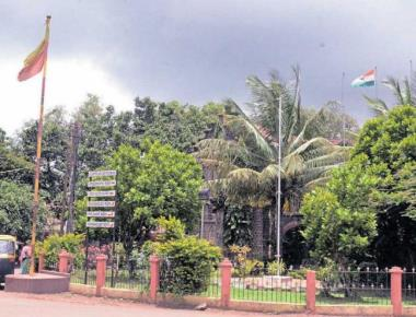 Home ministry writes to CS over 'disrespect' to national flag