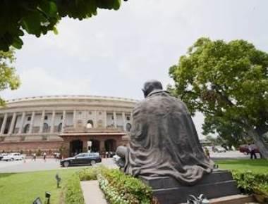 Rajya Sabha disrupted over Maharashtra violence