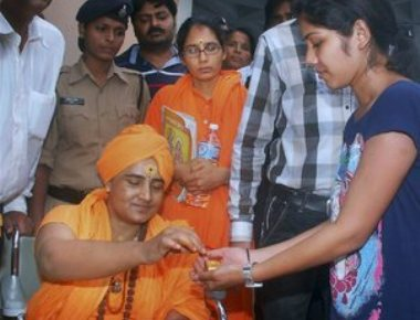 Court refuses bail to Sadhvi Pragya in Malegaon blast case