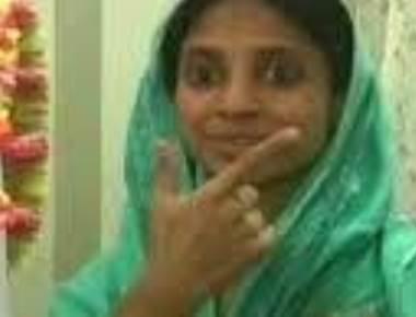 Deaf-mute Geeta lands in Delhi from Pakistan