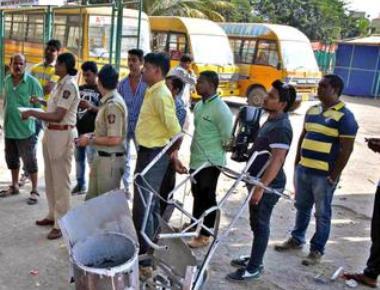 One killed, 13 injured in helium cylinder blast