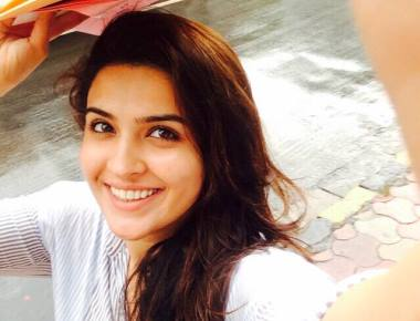 Deeksha Seth is 'Jaddu Dada's girl