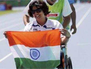 Three more gold for India, Deepa wins 2nd bronze in Asian Para Games