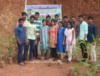 ICYM Delanthabettu Unit celebrates Vanamahotsava - 2018
