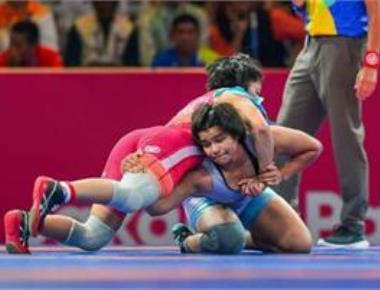 Delhi's Kakran bags bronze in 68kg women's wrestling