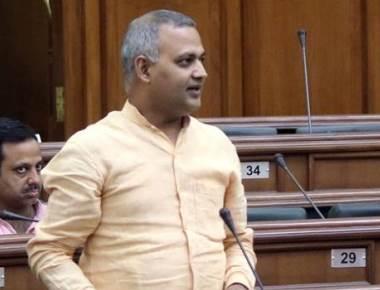 Delhi HC dismisses ex-minister Bharti's bail plea