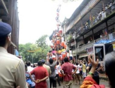 I-Day, dahi handi today, police on high alert
