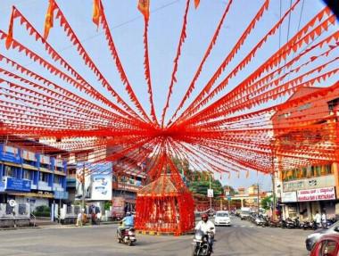 Udupi gets ready for Dharma Sansad