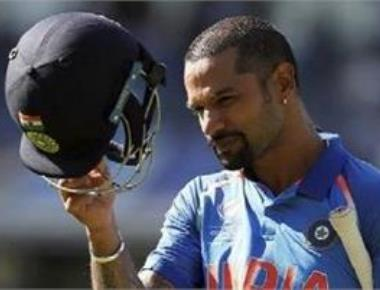 Dhawan's return to form was important ahead of Australia tour, says Rohit