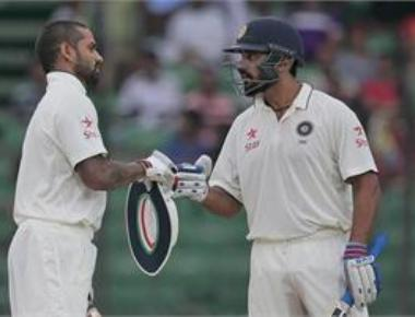 You will see bigger stands between me and Vijay: Dhawan