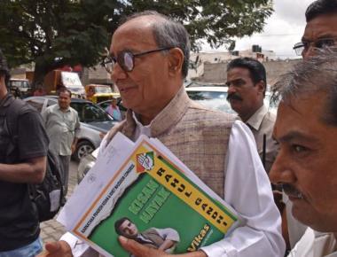 Parameshwara to remain KPCC chief; has Digvijaya's word for it