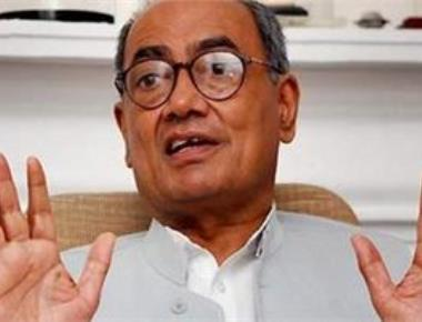 Digvijay Singh concludes six-month-long 'Narmada Yatra'