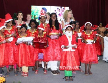 Drean India Network Celebrates Christmas for Foster Home Children