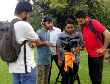 Documentary film 'Rakthada Anireekshitha Tiruvu' is a big hit on social media