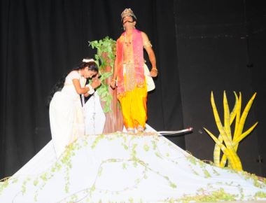 20th All India level Kuvempu Memorial Kannada one-act Drama