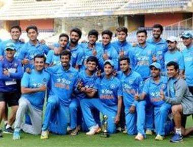 Dravid's India team faces Australia in U-19 World Cup opener
