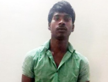 Drug peddler arrested near KSRTC bus stand