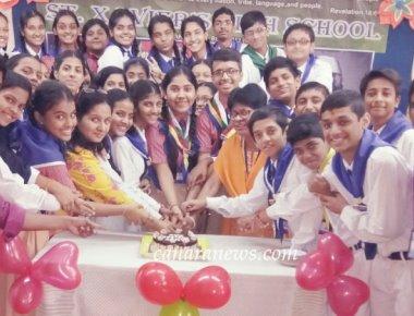 Children's Day Celebration at St. Xavier's High School, Borivali (E)