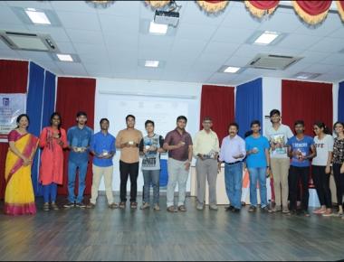 DST-Inspire Science Internship camp held at Science Center, Pilikula