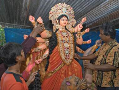 Five-day Durga puja begins today