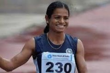 Dutee will continue to train in Hyderabad until next year's Asian, World Championships