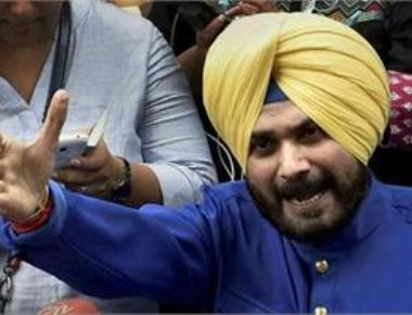 Sacrilege report: Sidhu hits out at Akalis for boycotting Vidhan Sabha debate