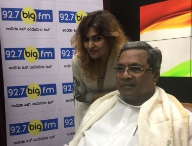 Karnataka CM Siddaramaiah talks about his childhood on 92.7 BIG FM's BIG COFFEE