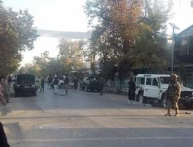 7.7 magnitude quake rocks South Asia, epicentre in Afghanistan