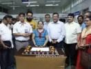 ಭಾರತ್ ಬ್ಯಾಂಕ್ನ ಗೋರೆಗಾಂವ್ ಪೂರ್ವ ಶಾಖೆಯಲ್ಲಿ 40ನೇ ಸಂಸ್ಥಾಪನಾ ದಿನಾಚರಣೆ