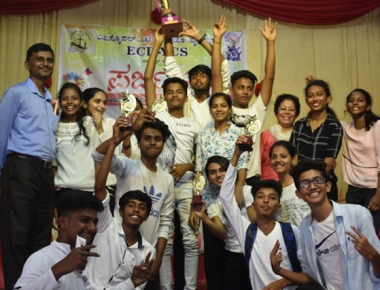 ECD conducts YCS inter-parish cultural competition 'Parzal'