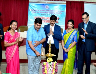 ED cell lauched, entrepreneurship seminar conducted at SDM PG Centre