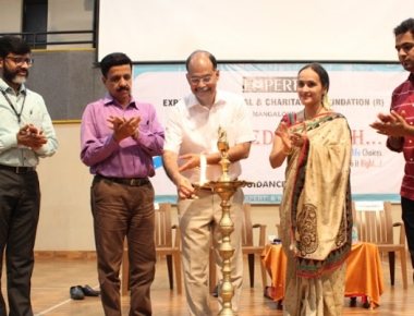 Edu-Path' lecture series inaugurated at Expert College, Valachil