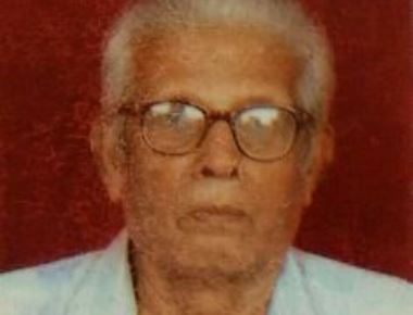 Kundapur's  eldest Gregory D'souza  passed away