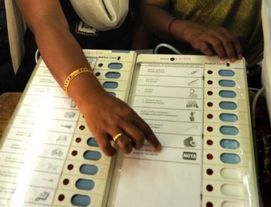 For NOTA, it is first Assembly elections in Karnataka
