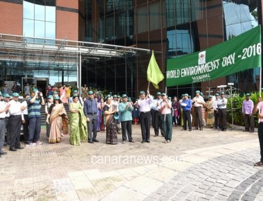 Rally held on occasion of World Environment Day