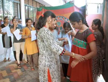 Mixed reaction from city students to NEET exam