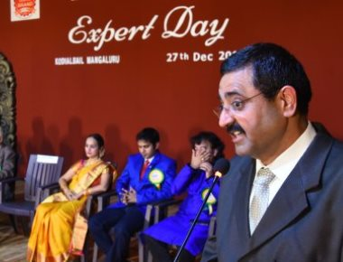 Expert Day recognises teachers, ADGP advises hard work